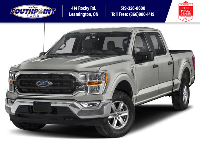 2021 Ford F-150 XLT (Stk: SFF7122) in Leamington - Image 1 of 9
