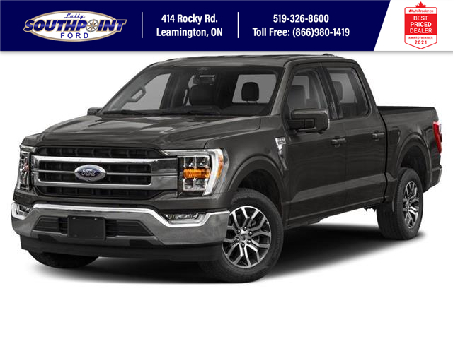 2021 Ford F-150 Lariat (Stk: SFF7131) in Leamington - Image 1 of 9