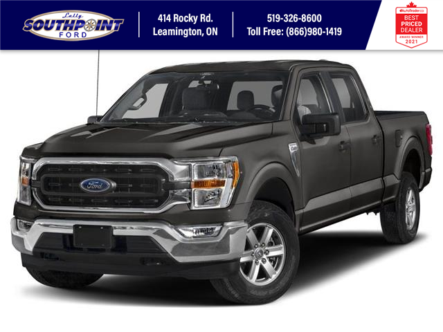2021 Ford F-150 XLT (Stk: SFF7147) in Leamington - Image 1 of 9