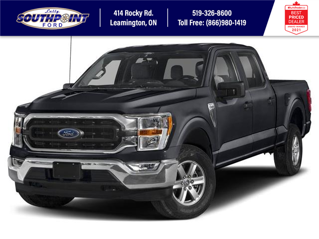 2021 Ford F-150 XLT (Stk: SFF7146) in Leamington - Image 1 of 9