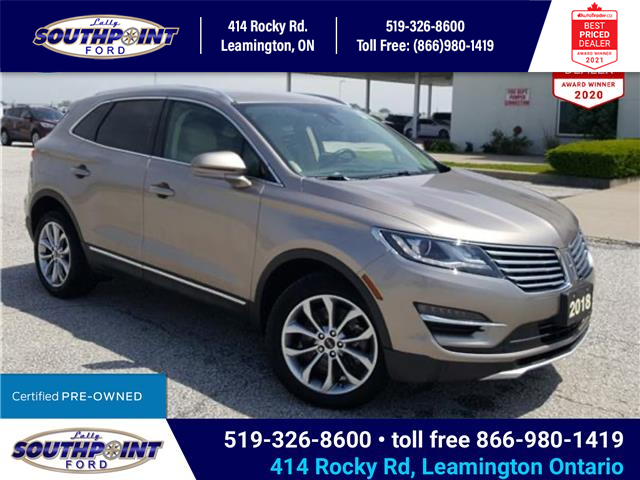2018 Lincoln MKC Select (Stk: S10667) in Leamington - Image 1 of 28