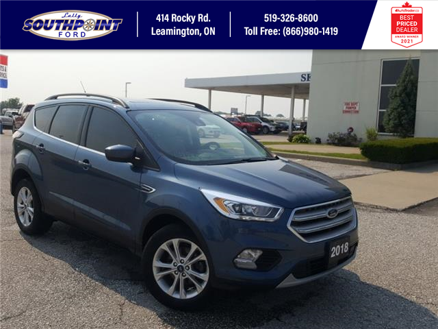 2018 Ford Escape SEL (Stk: S7025A) in Leamington - Image 1 of 29
