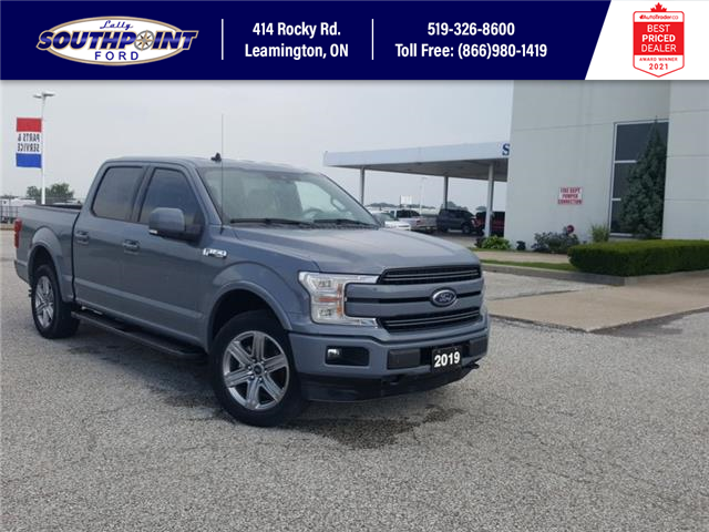 2019 Ford F-150 Lariat (Stk: S27741A) in Leamington - Image 1 of 30
