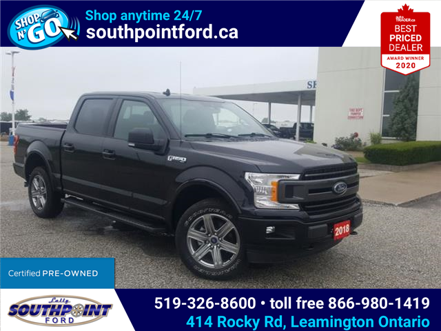 2019 Ford F-150 XLT (Stk: S10684A) in Leamington - Image 1 of 27