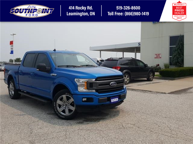2019 Ford F-150 XLT (Stk: S7008A) in Leamington - Image 1 of 30