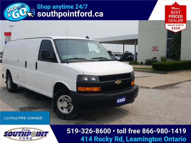 2019 Chevrolet Express 2500 Work Van (Stk: S7053A) in Leamington - Image 1 of 26