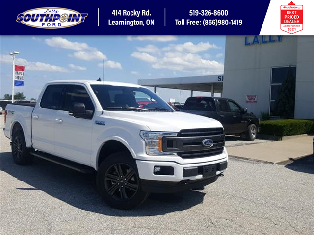 2020 Ford F-150 XLT (Stk: S6937A) in Leamington - Image 1 of 29