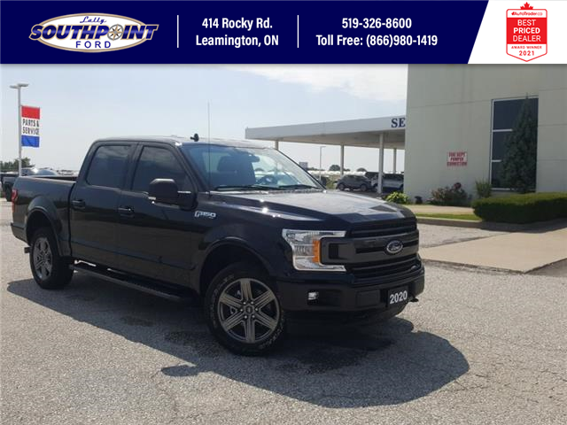 2020 Ford F-150 XLT (Stk: S7020A) in Leamington - Image 1 of 29