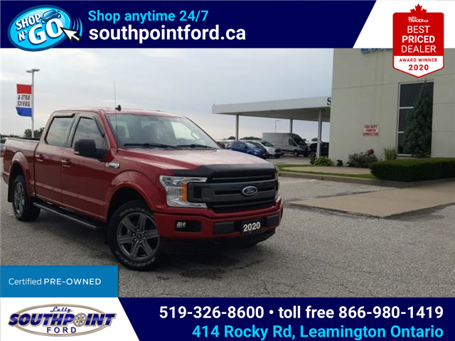 2020 Ford F-150 XLT (Stk: S7037A) in Leamington - Image 1 of 30