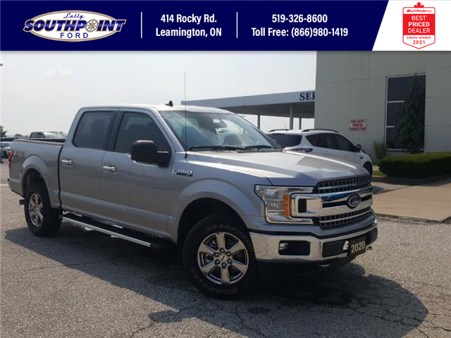 2020 Ford F-150 XLT (Stk: S6965) in Leamington - Image 1 of 29