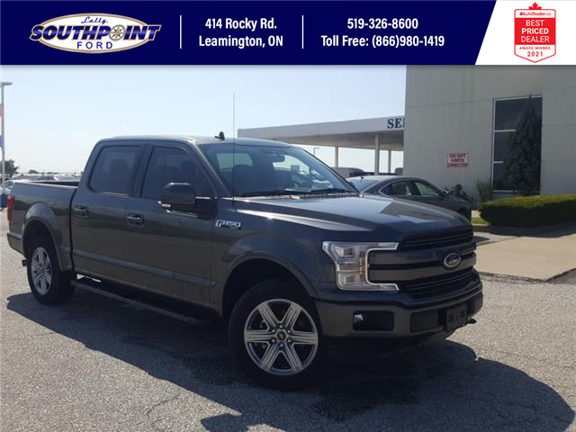 2019 Ford F-150 Lariat (Stk: S6936A) in Leamington - Image 1 of 32