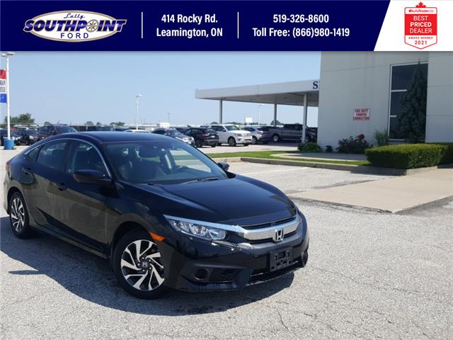 2018 Honda Civic SE (Stk: S10701R) in Leamington - Image 1 of 27