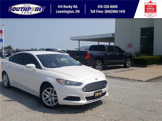 2016 Ford Fusion SE (Stk: S6937B) in Leamington - Image 1 of 27