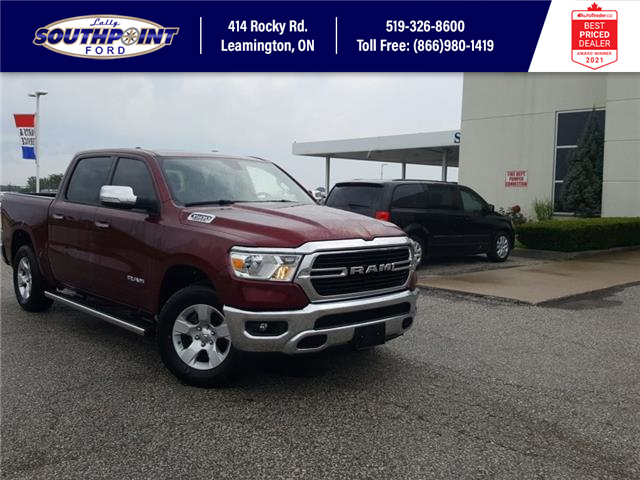 2019 RAM 1500 Big Horn (Stk: S10671A) in Leamington - Image 1 of 30