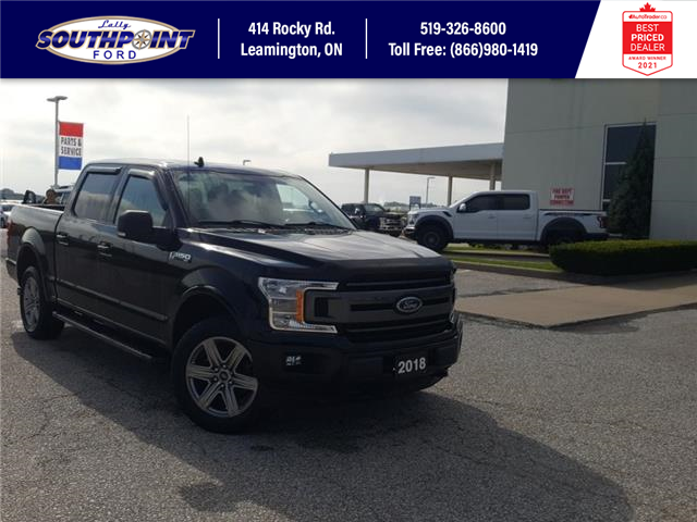2018 Ford F-150 XLT (Stk: S7043A) in Leamington - Image 1 of 30