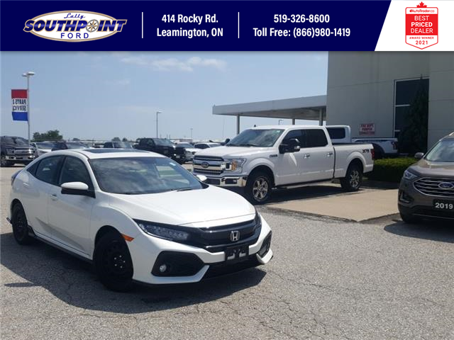2019 Honda Civic Sport Touring (Stk: S10709R) in Leamington - Image 1 of 30