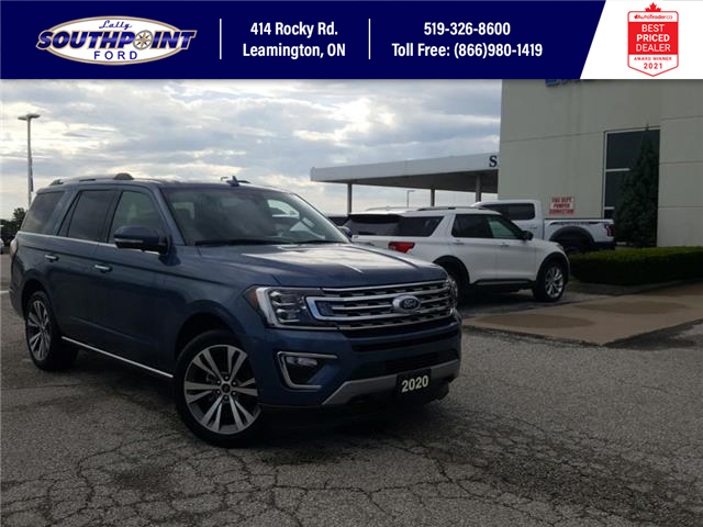 2020 Ford Expedition Limited (Stk: S10706R) in Leamington - Image 1 of 33