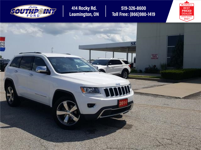 2014 Jeep Grand Cherokee Limited (Stk: S7037B) in Leamington - Image 1 of 31
