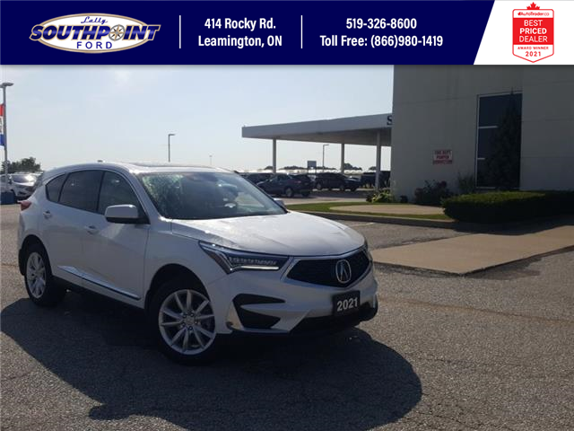 2021 Acura RDX Tech (Stk: S10718R) in Leamington - Image 1 of 31