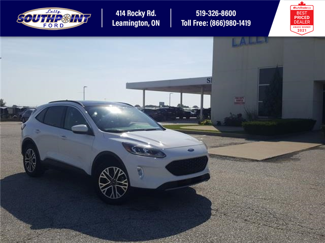 2020 Ford Escape SEL (Stk: S10731R) in Leamington - Image 1 of 27