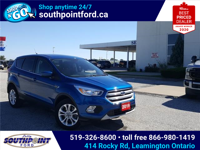 2019 Ford Escape SE (Stk: S27968A) in Leamington - Image 1 of 27