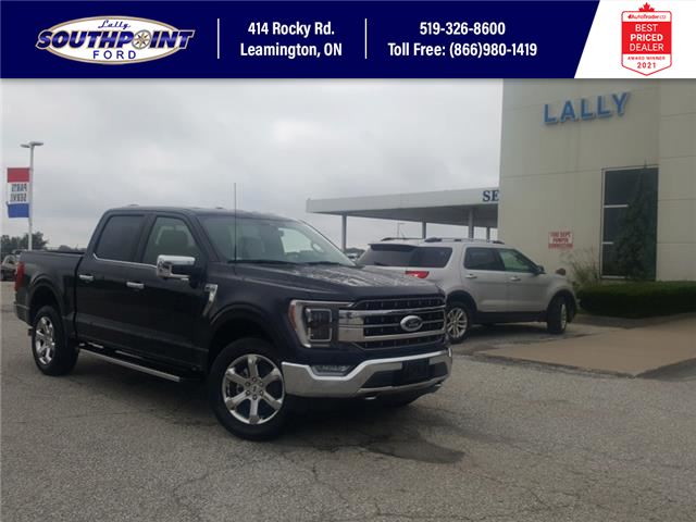 2021 Ford F-150 Lariat (Stk: S7102B) in Leamington - Image 1 of 29