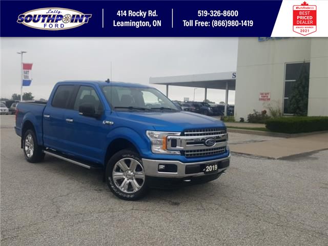 2019 Ford F-150 XLT (Stk: S7104A) in Leamington - Image 1 of 28