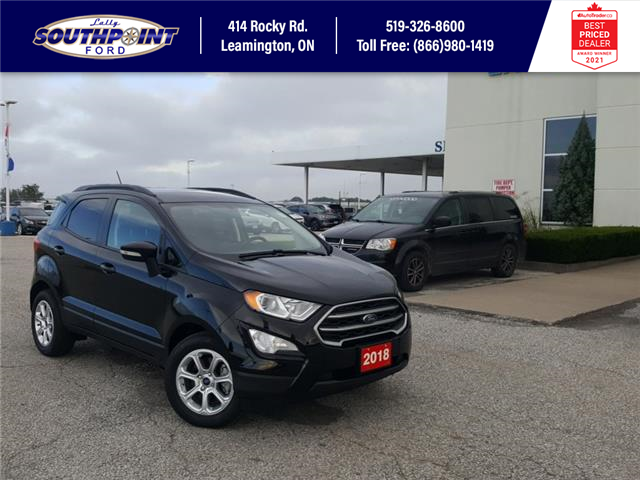 2018 Ford EcoSport SE (Stk: S10761R) in Leamington - Image 1 of 27