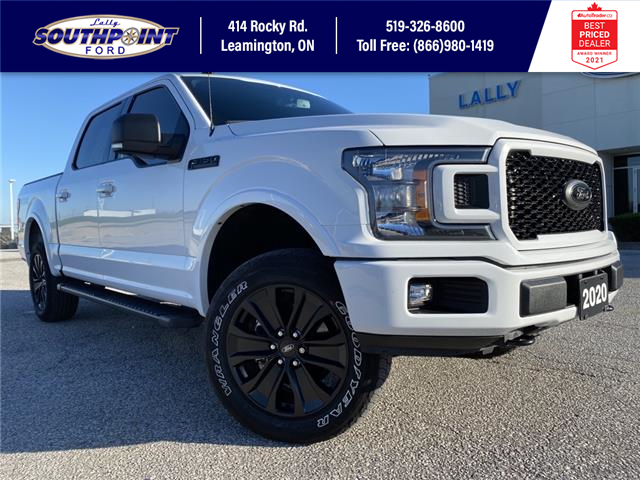 2020 Ford F-150 XLT (Stk: S7120A) in Leamington - Image 1 of 23