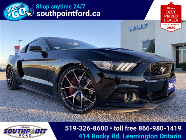 2015 Ford Mustang GT (Stk: S6985B) in Leamington - Image 1 of 23
