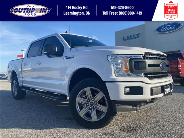 2019 Ford F-150 XLT (Stk: S7130A) in Leamington - Image 1 of 25