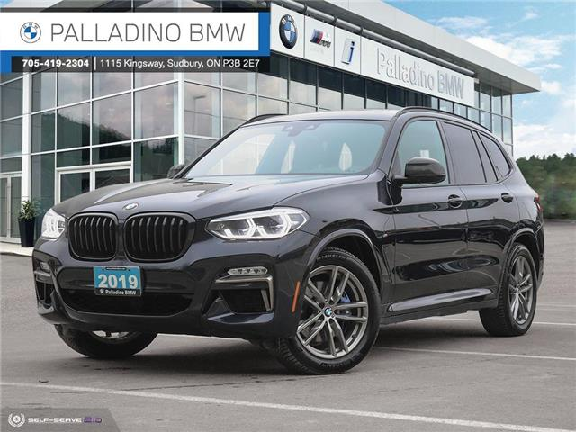 2019 BMW X3 M40i (Stk: U0258) in Sudbury - Image 1 of 29