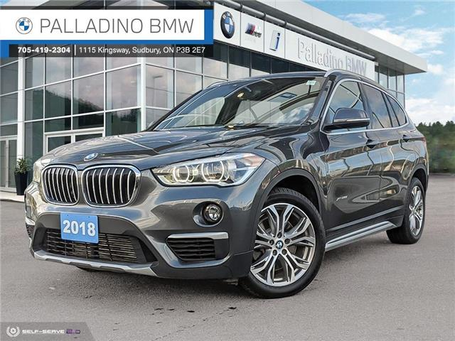 2018 BMW X1 xDrive28i (Stk: BC0060) in Sudbury - Image 1 of 30