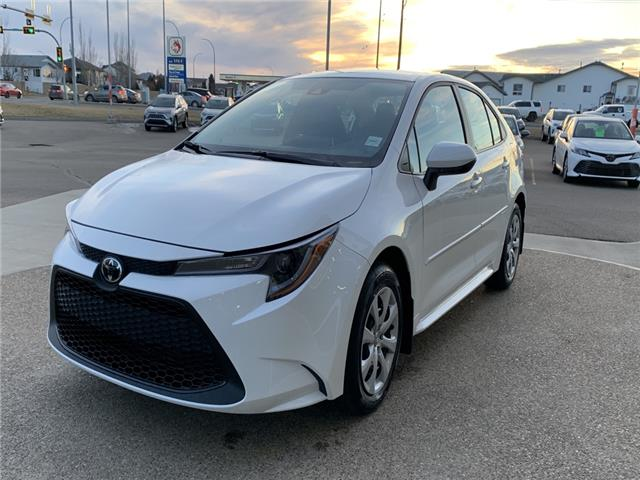 2021 Toyota Corolla LE (Stk: BP8752) in Medicine Hat - Image 1 of 22