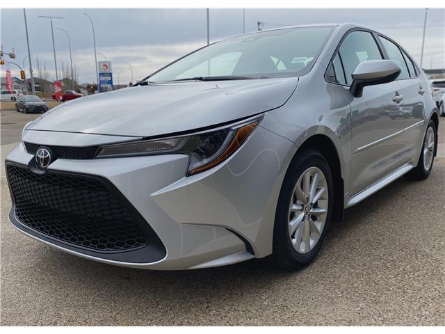 2021 Toyota Corolla LE (Stk: BP0746) in Medicine Hat - Image 1 of 15