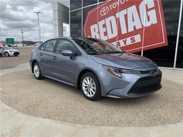 2021 Toyota Corolla LE (Stk: BP8122) in Medicine Hat - Image 1 of 17