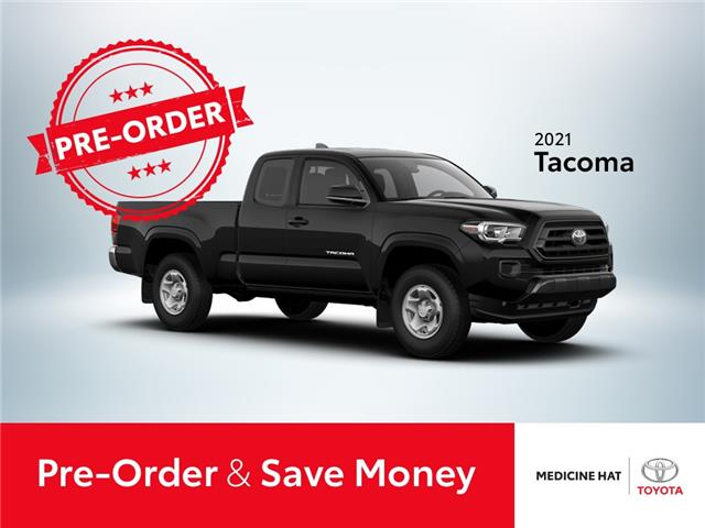 2021 Toyota Tacoma Base (Stk: CP4DZ5BNTC) in Medicine Hat - Image 1 of 1
