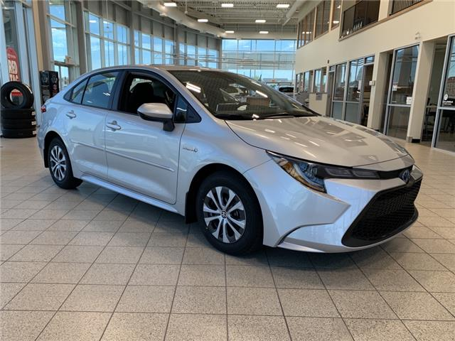 2021 Toyota Corolla Hybrid Base w/Li Battery (Stk: BB4464) in Medicine Hat - Image 1 of 16