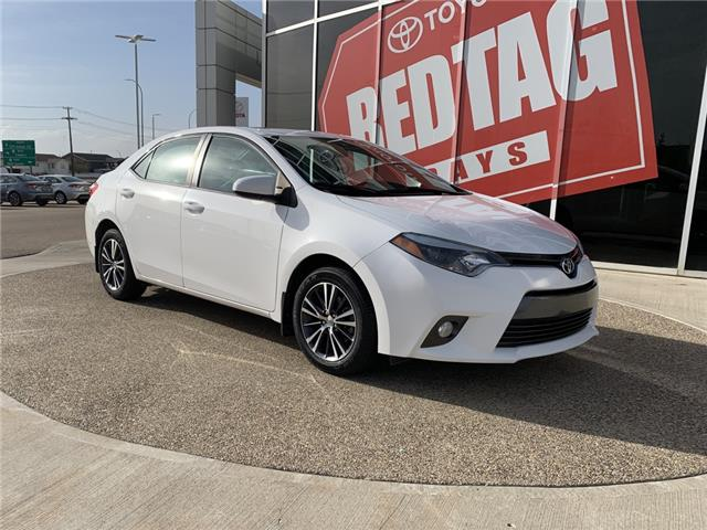 2016 Toyota Corolla LE (Stk: DZ1174A) in Medicine Hat - Image 1 of 16