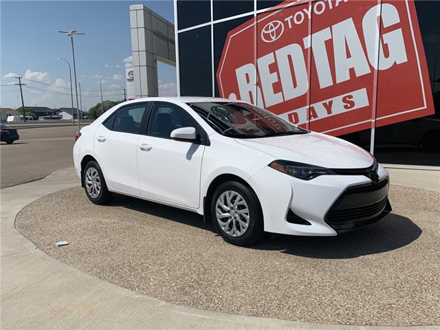2019 Toyota Corolla LE (Stk: P1572) in Medicine Hat - Image 1 of 16