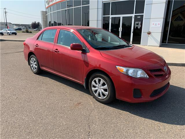 2012 Toyota Corolla CE (Stk: BP8752A) in Medicine Hat - Image 1 of 1