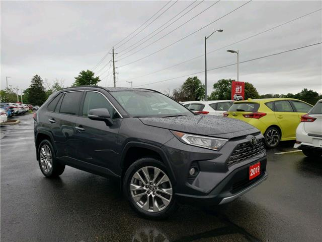 2019 Toyota RAV4 Limited (Stk: 210387A) in Whitchurch-Stouffville - Image 1 of 24