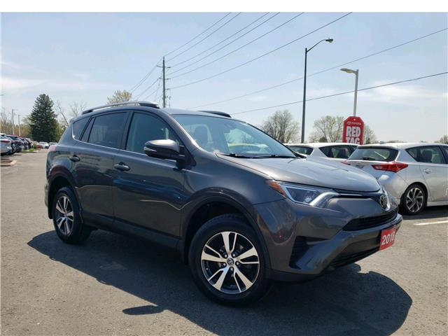2018 Toyota RAV4 LE (Stk: P2562) in Whitchurch-Stouffville - Image 1 of 16