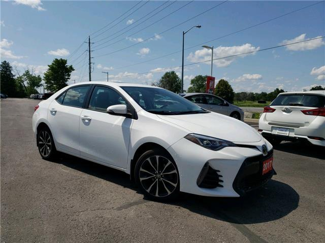 2017 Toyota Corolla SE (Stk: P2523) in Whitchurch-Stouffville - Image 1 of 19