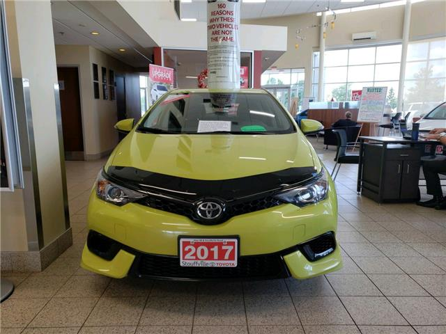 2017 Toyota Corolla iM Base (Stk: P2491) in Whitchurch-Stouffville - Image 1 of 17