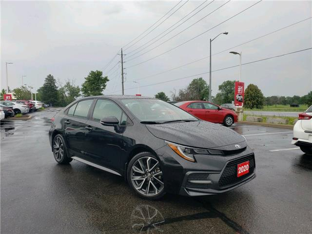2020 Toyota Corolla SE (Stk: P2627) in Whitchurch-Stouffville - Image 1 of 21
