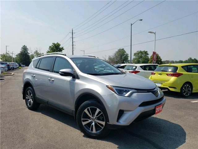 2018 Toyota RAV4 LE (Stk: P2604) in Whitchurch-Stouffville - Image 1 of 17