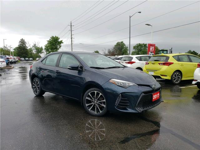 2017 Toyota Corolla SE (Stk: P2609) in Whitchurch-Stouffville - Image 1 of 21