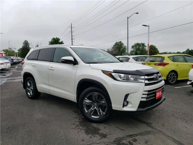 2019 Toyota Highlander Limited (Stk: P2616) in Whitchurch-Stouffville - Image 1 of 25