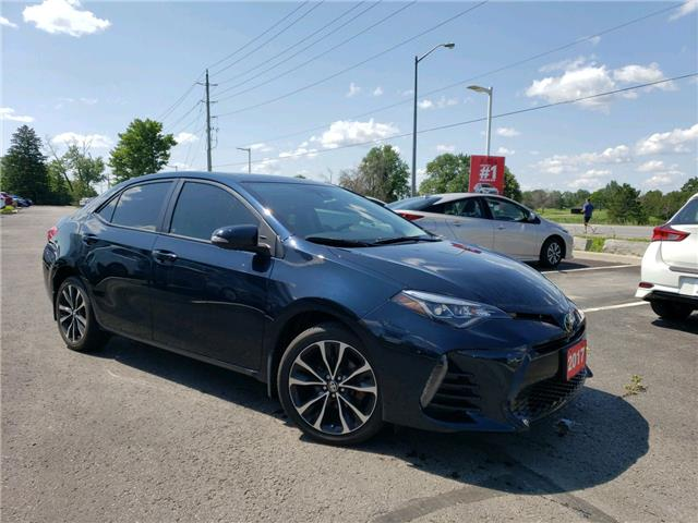 2017 Toyota Corolla SE (Stk: P2507) in Whitchurch-Stouffville - Image 1 of 18